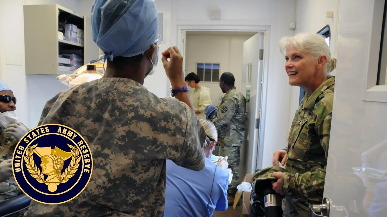 Maj. Gen. Mary E. Link, U.S. Army Reserve Medical Command commanding general, shares her story of service and leadership in the U.S. Army.