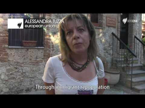 The Italian Town That Loves Immigrants