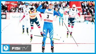Federico Pellegrino domina la Sprint a Lahti