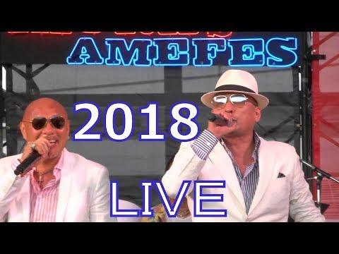 アメフェス2018LIVE イクラ&クレイジーケンバンド