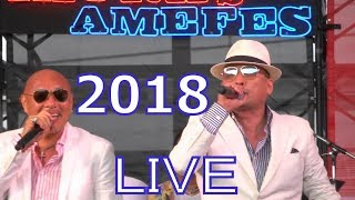 アメフェス 2018 スーパーライブ イクラ&クレイジーケンバンドの 横山 ...