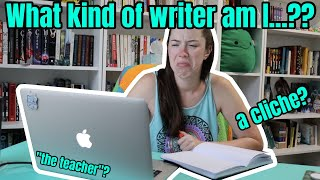 WHAT KIND OF WRITER AM I?? // buzzfeed and other quizzes tell me i'm a cliche...