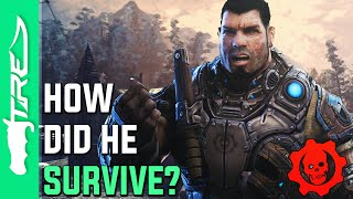 HOW DID HE SURVIVE? - Gears of War 2 Multiplayer Gameplay w/ LANDAN (Xbox One Gameplay)
