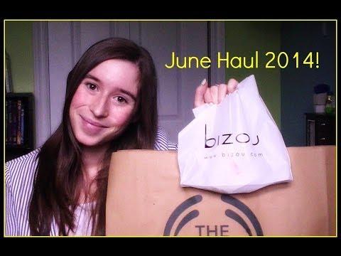 June Haul 2014