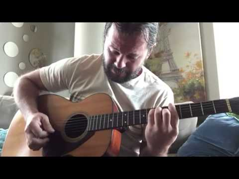 High Time acoustic cover solo Jerry Garcia / Grateful Dead