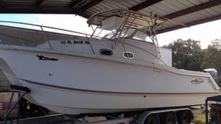 [SOLD] Used 2004 ProKat 2860 Walkaround Catamaran in Starke, Florida