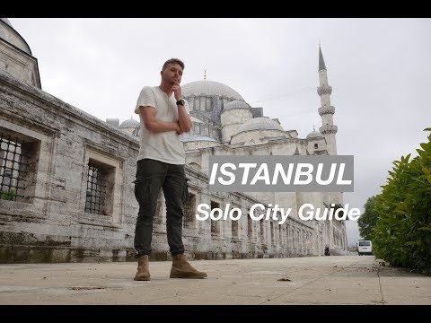 Istanbul in 48 Hours: Solo Guide