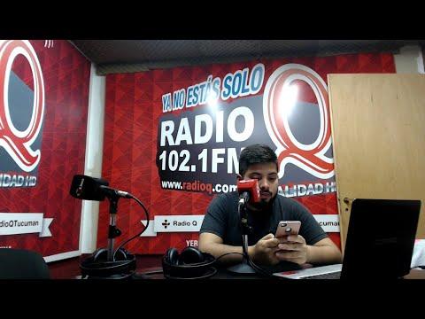 Agropecuario Vs San Martin de Tucuman En Vivo Radio Q