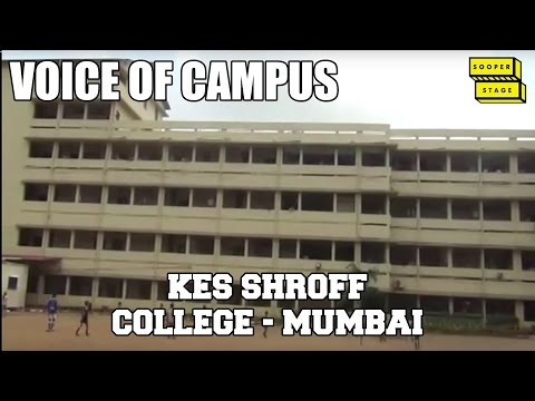 Thumbnail: College Talk #14: KES Shroff College | Sooperstage