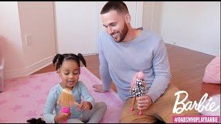 #DadsWhoPlayBarbie Challenge