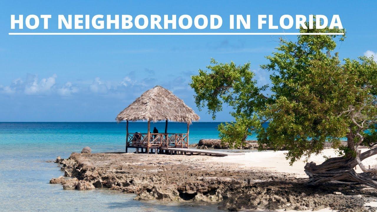 Hot neighborhood New Smyrna Beach FL
