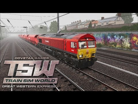 Let's Drive The Class 66 |