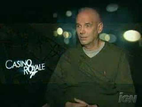 Martin Campbell on Casino Royale