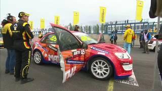 RCRS 2 stage 2018 Super-production Touring-Light   2-й этап Супер-продакшн Туринг-Лайт Гонка 2