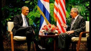 LIVE: Raúl Castro officially welcomes Obama to Cuba