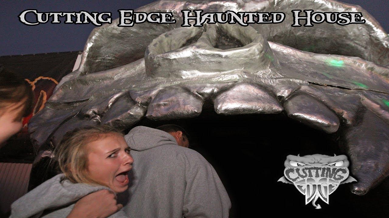 Cutting Edge Haunted House Drumline In Fort Worth Dallas Tx Youtube