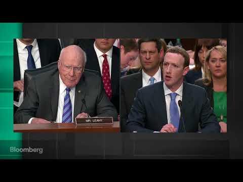Zuckerberg Says Facebook Is Cooperating With Mueller's Russia Probe