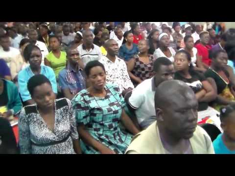 General Overseer DR Charles Takavengwa 30/10/2016  general declaration 1