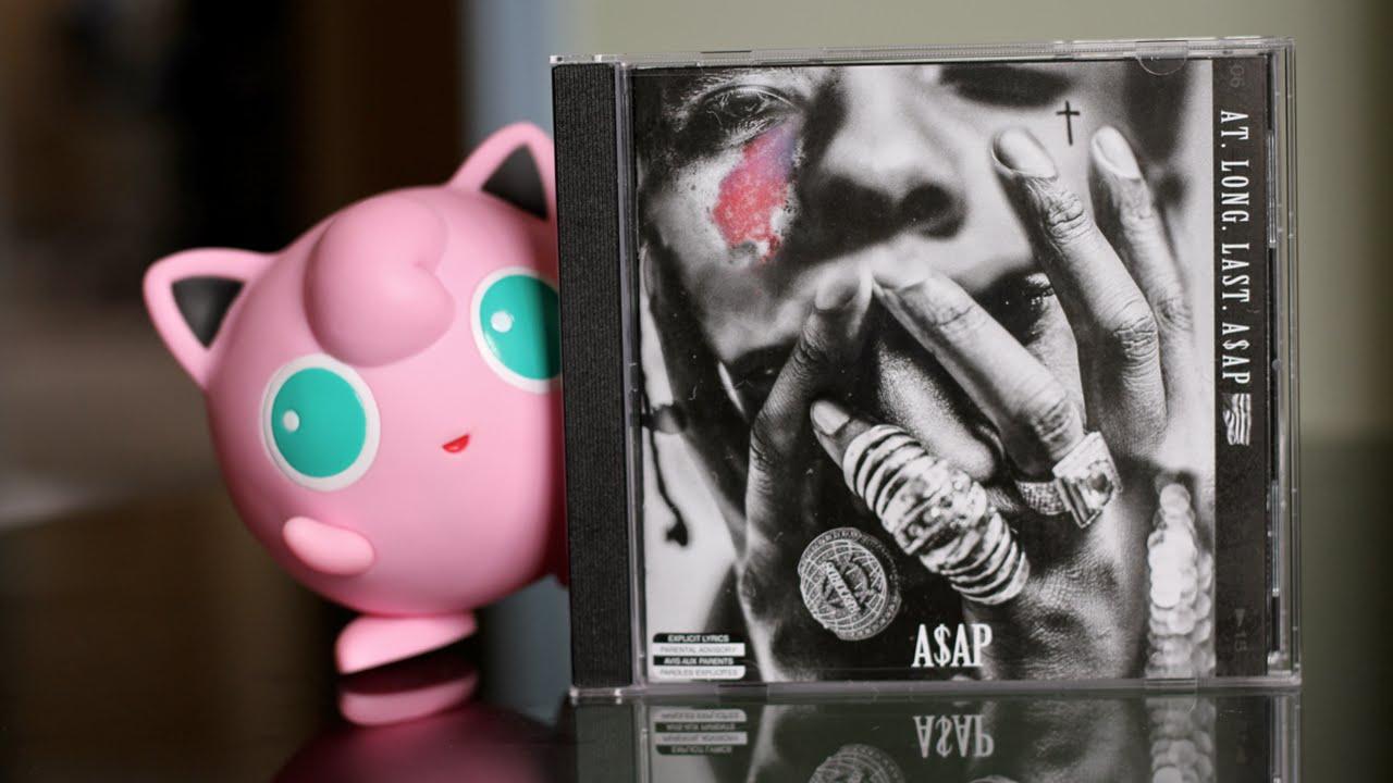 ASAP ROCKY ✘ AT LONG LAST ASAP ➥ Album Unboxing
