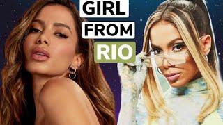 TUDO SOBRE O ÁLBUM INTERNACIONAL DA ANITTA - GIRL FROM RIO!