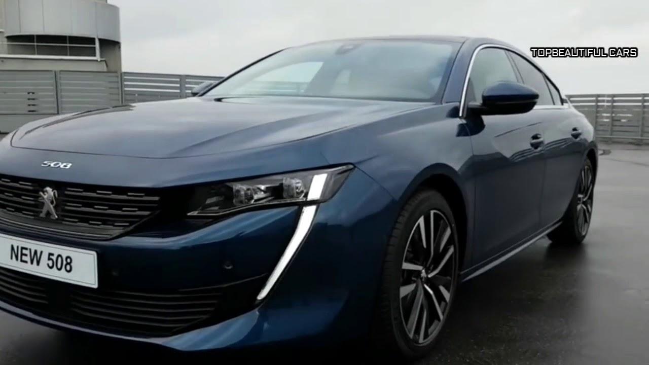 Peugeot 508 2019 Redesign Interior Exterior Youtube