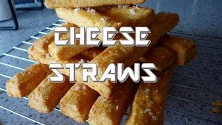 Cheese Straws - Recipe Tutorial