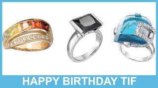 Tif   Jewelry & Joyas - Happy Birthday