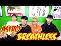 ASTRO (아스트로) - BREATHLESS MV REACTION (FUNNY FANBOYS)