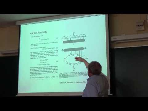 William A. Bardeen: Quantum Anomalies, Story of Clashing Symmetries 1/2