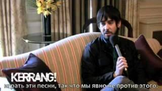 Kerrang! podcast with M. Shinoda (русские субтитры)