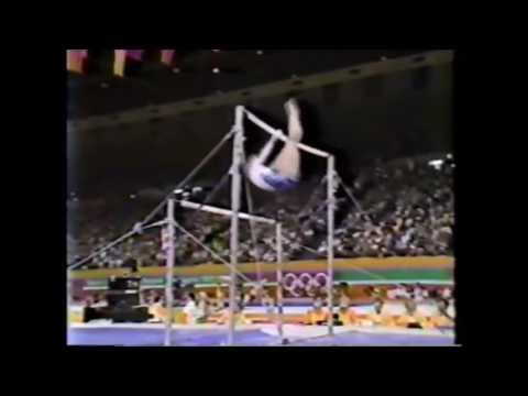 Mary Lou Retton Uneven Bars AA 1984 LA Games
