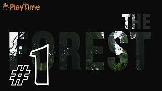 The Forest #1 Первые уроки выживания