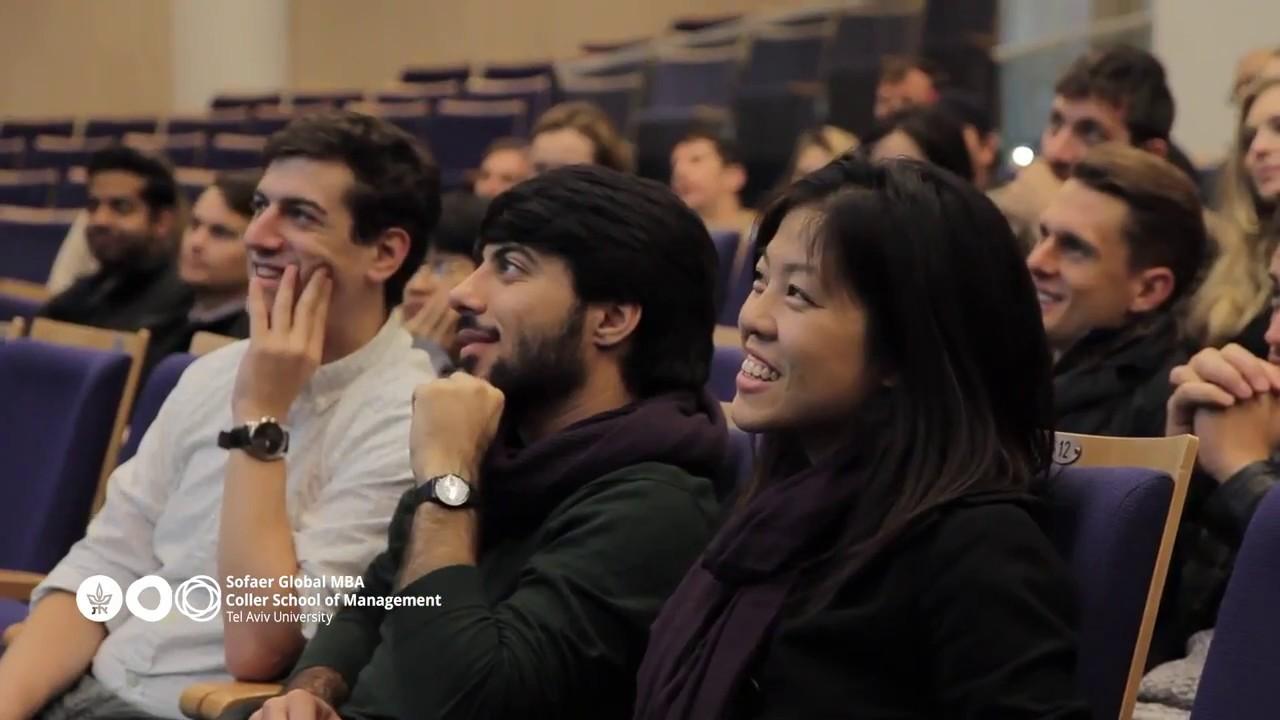 Sofaer Global MBA: Dive Deep, Soar High in the Startup Nation