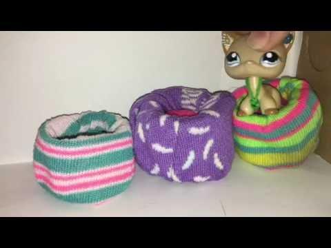 DIY LPS Bean Bag/Seat