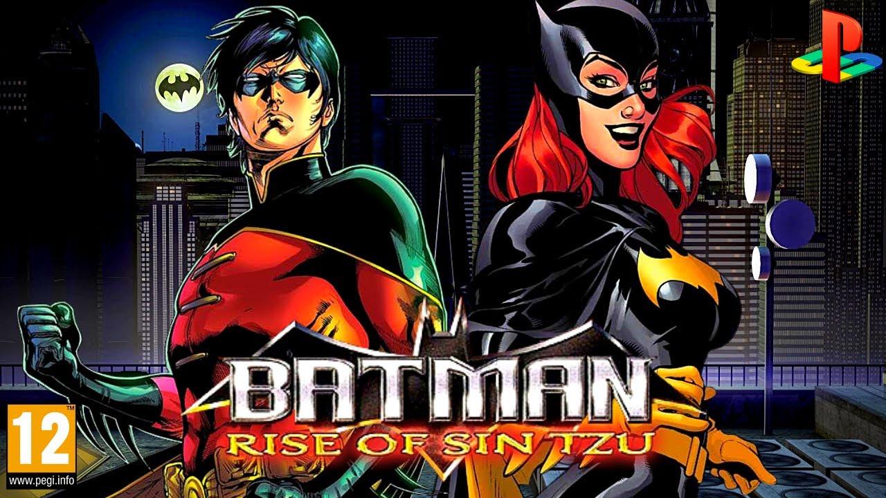Download BATMAN: Rise of Sin Tzu HD - Batgirl/Robin Couch CO-OP / Full Playthrough