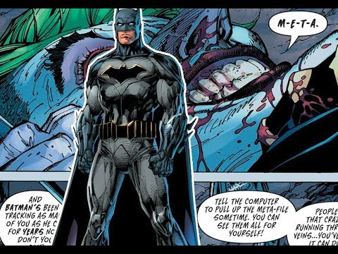 Batman Revealed To Be A Metahuman But Is He Really! Batman Metahuman Explained DC Rebirth