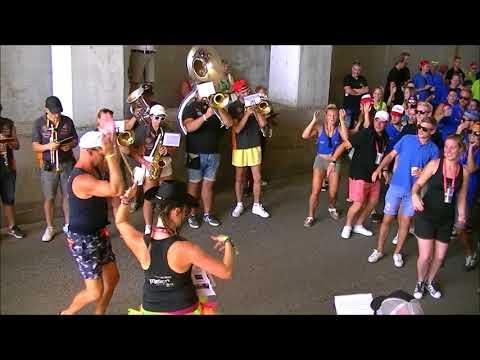 La Banda The Putcher's à la Fête à Melen 2018