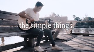 THE SIMPLE THINGS | Cover by Gabriel Conte