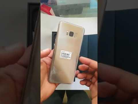 Samsung Galaxy S8 Plus From Souq.com Unboxing Jeelhasoob