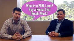 What is a 203k Loan and How Do I Get One? Video Interview