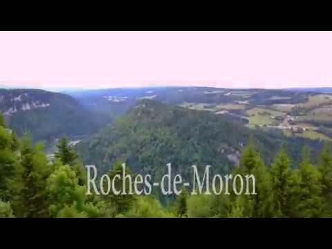 Roches de Moron, Mavic Pro