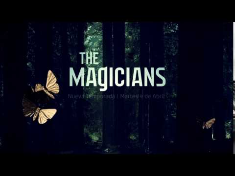 Rick Worthy: The Magicians