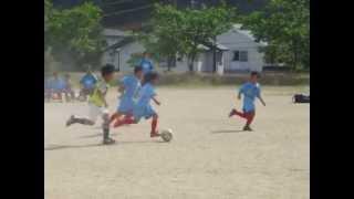 【U-7サッカー】シンタロウ6歳  U8練習試合&U9練習 Shintaro 6Y/O soccer boy