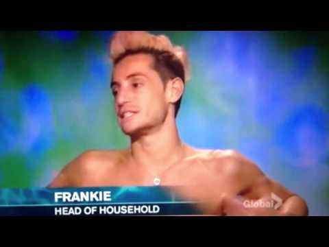 Big Brother 16  Frankie's secret keeping