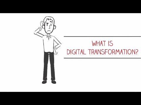 What is Digital Transformation?  Explained in less than 90 seconds