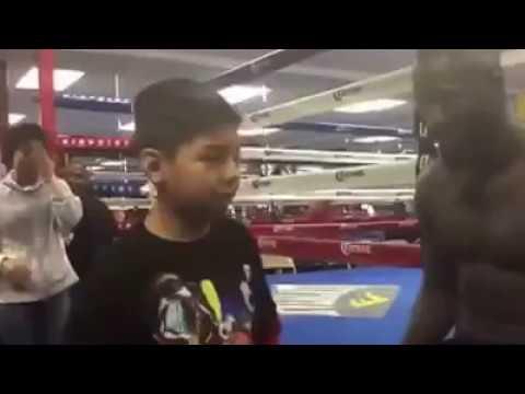 Deontay Wilder kids love- Best Video of Deontay Wilder