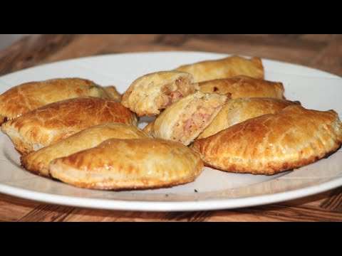 recette-chaussons-salés-:-thon-jambon-fromage-trop-bon---idée-pâte-feuilleté