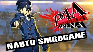 Learn the moves of the 2000-IQ Killjoy Detective, Naoto Shirogane! ...