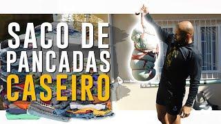 COMO FAZER UM SACO DE PANCADAS | 👊 #BOXE | COACH ENSINA #1
