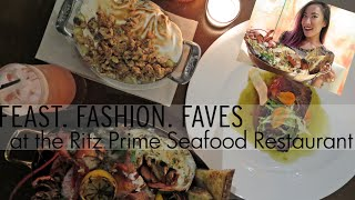 The Ritz Prime Seafood Re-Opening in Newport Beach
